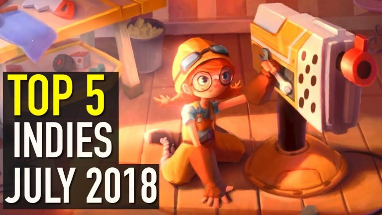 Top 5 Best Looking Indie Games For July 2018