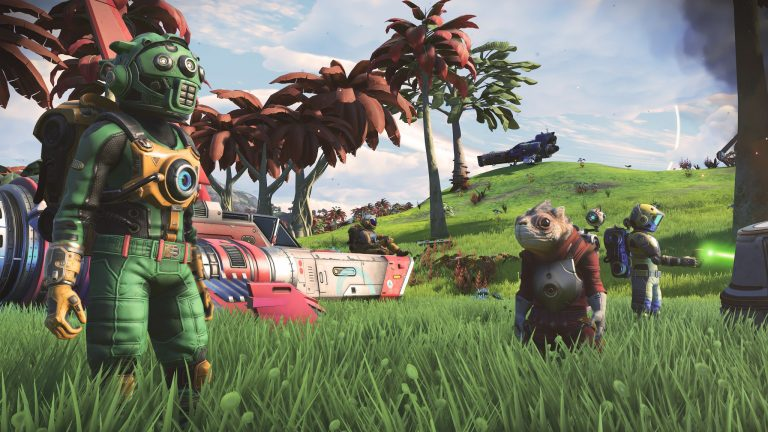 No Man's Sky Next: Time to Look at This Again?