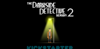 Darkside Detective 2 Announcement