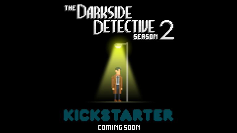 Darkside Detective Season 2 Announcement Teaser Trailer