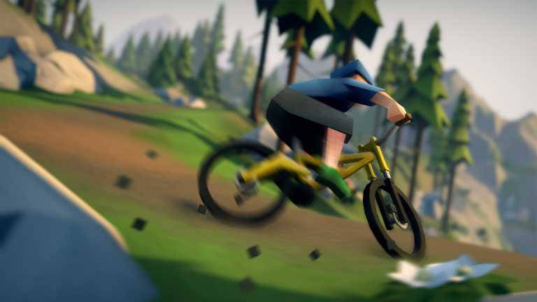 Lonely Mountains Downhill is coming to Switch, PS4 and Xbox One
