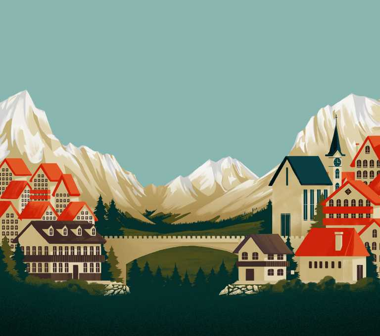 Over the Alps aims to Capture the Thrill of being a Secret Agent