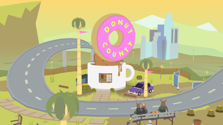 Donut County – The Get Indie Gaming Review