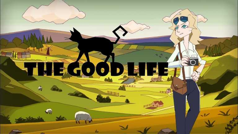 The Good Life Now has a Publisher
