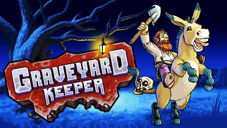Graveyard Keeper is a Black Comedy Hiding within a Farming SIM