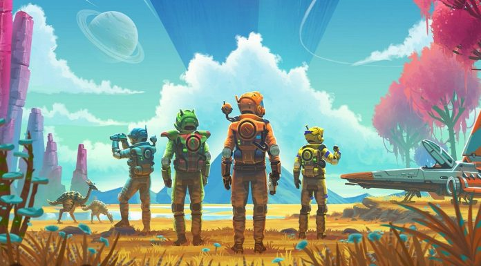 No Man's Sky Next Xbox One Review