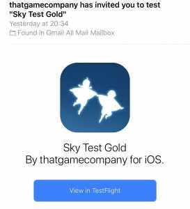 Sky Game