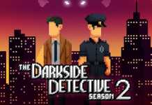 The Darkside Detective 2
