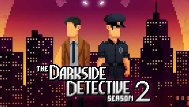 The Darkside Detective 2 Meets Kickstarter Funding Goal!