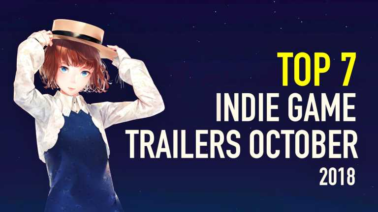 Top 7 Indie Game Trailers for October