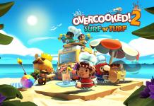 Overcooked 2 Surf N Turf DLC