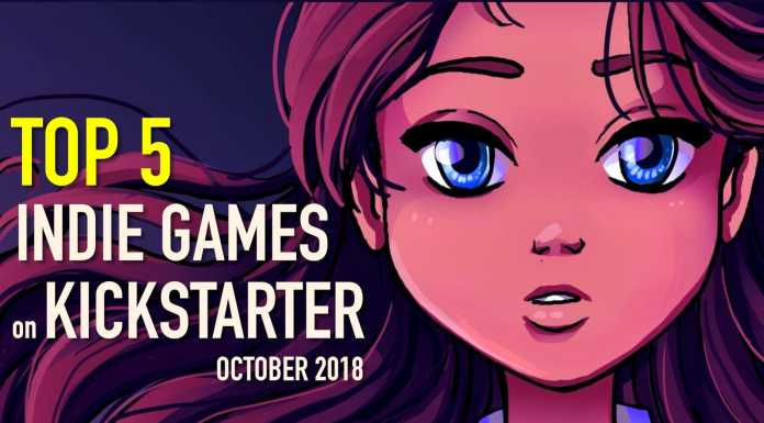 Indie Games Kickstarter