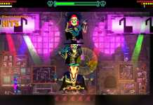 Guacamelee Nintendo Switch
