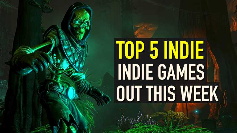 Top 5 New Indie Games out This Week