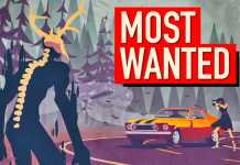 Most Wanted April 2019