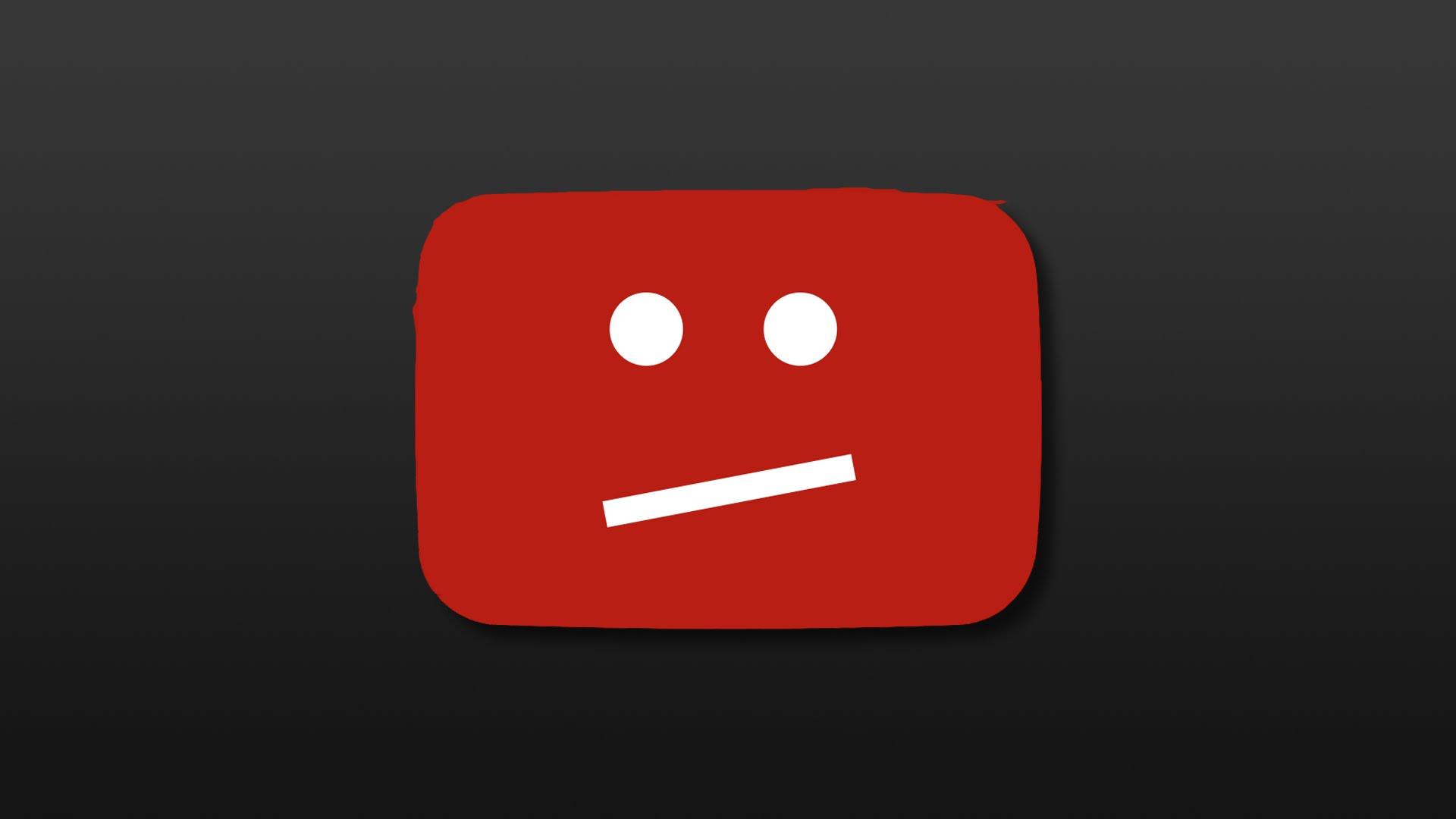 YouTube Sad Panda